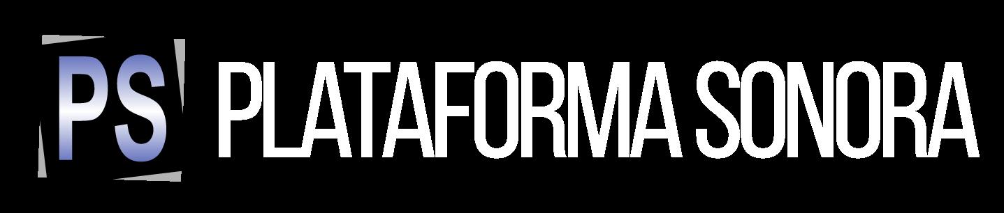 01_Logo_Plataforma_Sonora_blanco